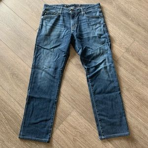 AG Adriano Goldschmied the graduate jeans blue 33R